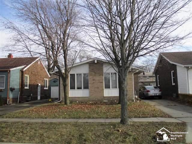 906 Maple Boulevard, Monroe, MI 48162 (#57050002483) :: Springview Realty