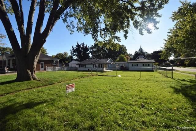 17690 Reed Street, Melvindale, MI 48122 (#219124860) :: The Buckley Jolley Real Estate Team
