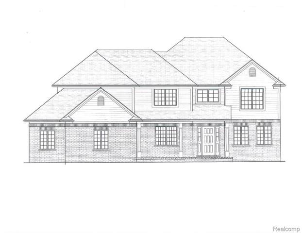 1220 Lacrosse Trail, Oxford Twp, MI 48371 (#219125017) :: The Alex Nugent Team | Real Estate One