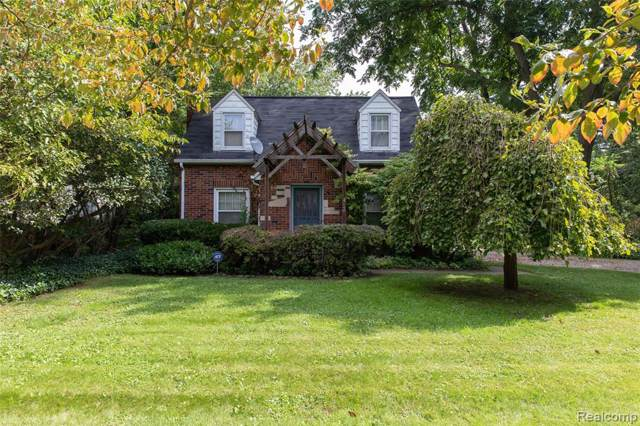 412 Douglas Street, Ypsilanti, MI 48197 (#219125079) :: The Alex Nugent Team | Real Estate One