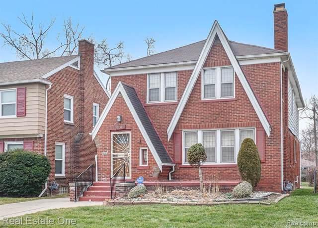 16875 Glastonbury Road, Detroit, MI 48219 (#219125291) :: The Buckley Jolley Real Estate Team