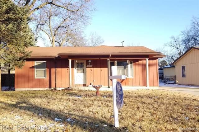 10151 Miriam Street, Romulus, MI 48174 (#2200000001) :: The Buckley Jolley Real Estate Team