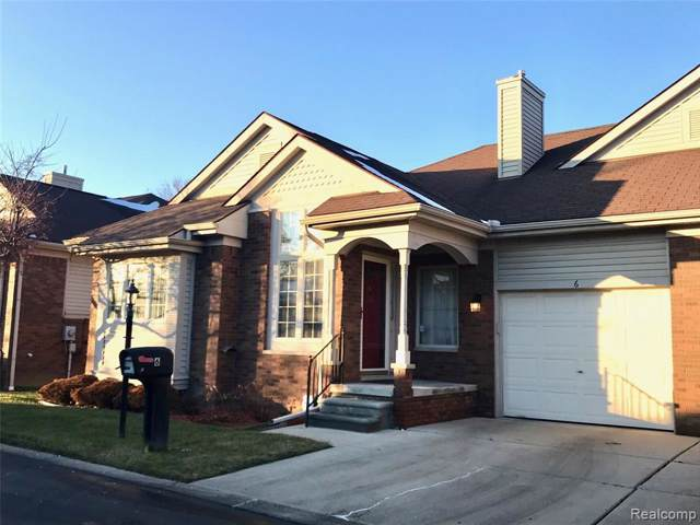 6 Canfield Circle, Dearborn Heights, MI 48127 (#2200000066) :: Alan Brown Group