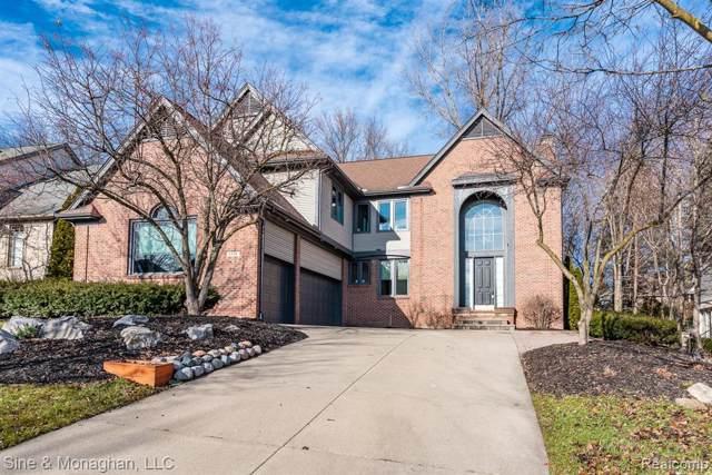 1339 Kentfield Drive, Rochester, MI 48307 (#2200000303) :: The Alex Nugent Team | Real Estate One