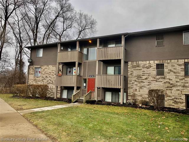8735 Green Willow Street #3, Brighton, MI 48116 (#2200000305) :: The Mulvihill Group