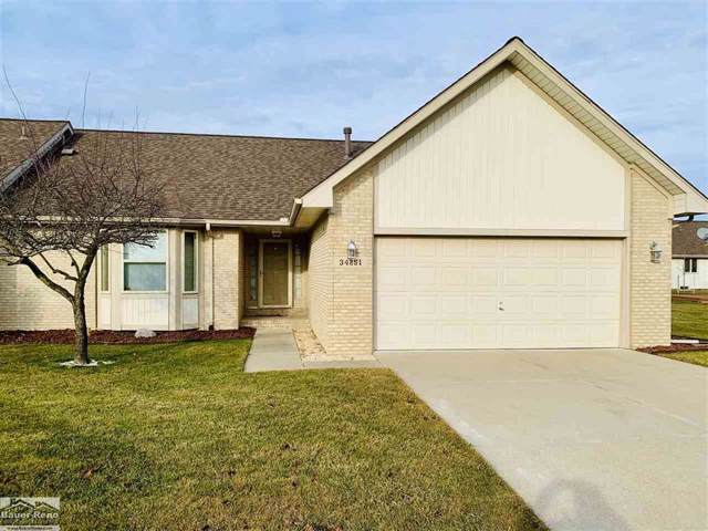 34851 Pheasant Ridge, Richmond, MI 48062 (#58050002690) :: Springview Realty