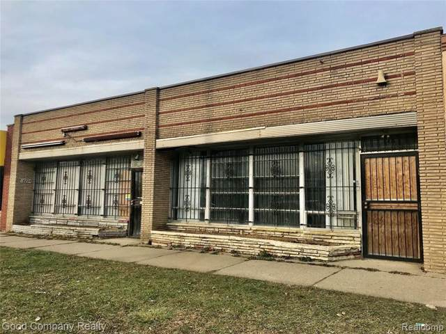 18230 W 7 MILE Road, Detroit, MI 48219 (MLS #2200000420) :: The John Wentworth Group