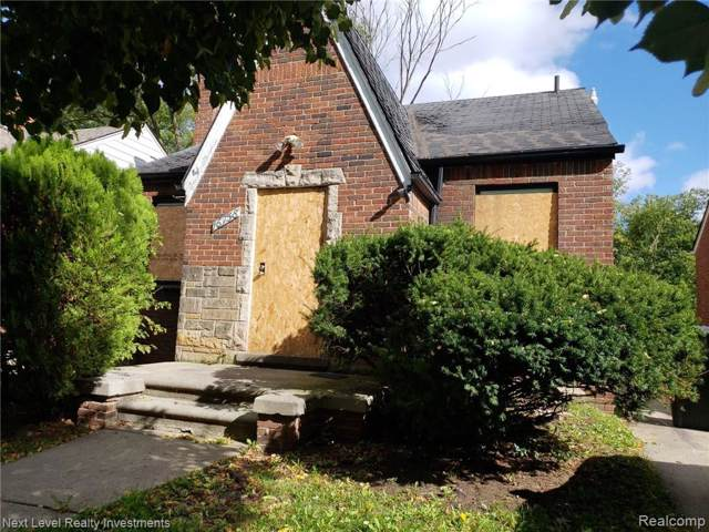 16758 Rutherford Street, Detroit, MI 48235 (MLS #2200000437) :: The Toth Team