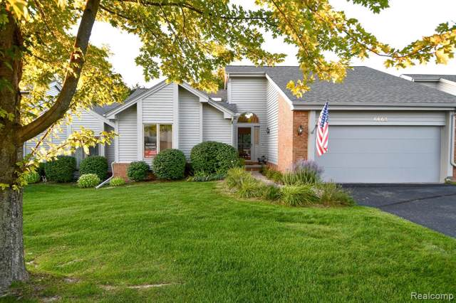 6668 Ridgeview Drive, Independence Twp, MI 48346 (#2200000489) :: The Mulvihill Group