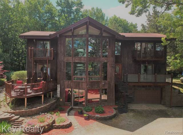 12147 Lawrence Road, NORVELL TWP, MI 49230 (#2200000524) :: The Buckley Jolley Real Estate Team
