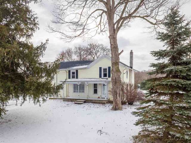 1503 Gady Road, Raisin Twp, MI 49221 (#56050002749) :: Team DeYonker
