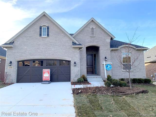 6506 Legacy Woods Trail, West Bloomfield Twp, MI 48322 (#2200000696) :: The Alex Nugent Team | Real Estate One