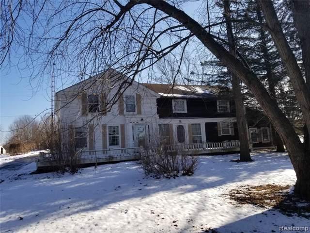 11100 Buckhorn Lake Road, Rose Twp, MI 48442 (MLS #2200000715) :: The Toth Team