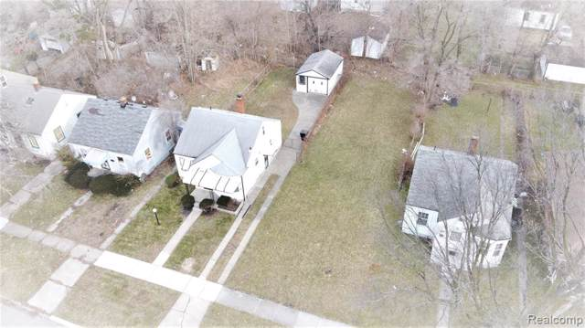 19330 Anglin Street, Detroit, MI 48234 (#2200000734) :: The Alex Nugent Team | Real Estate One