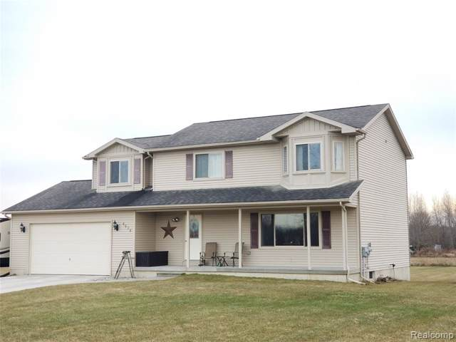 4579 Burtch Creek Road, Burtchville Twp, MI 48059 (#2200000771) :: The Buckley Jolley Real Estate Team