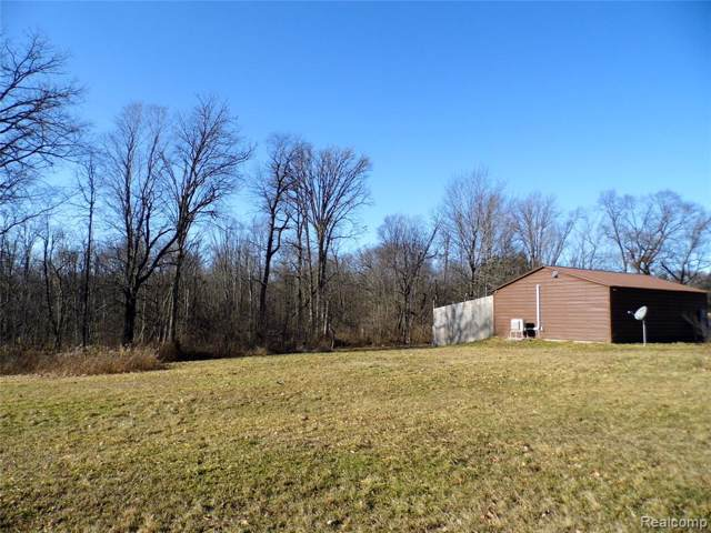 1900 S Bull Run Road, Iosco Twp, MI 48836 (#2200000898) :: Springview Realty