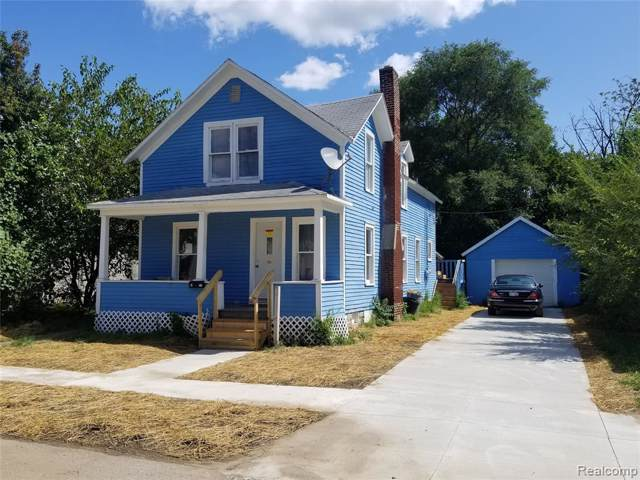 220 N Lincoln Street, Ypsilanti, MI 48198 (#2200001093) :: The Alex Nugent Team | Real Estate One