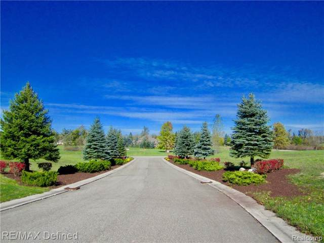 5326 Pebble Beach Drive, Metamora Twp, MI 48455 (#2200001194) :: The Mulvihill Group