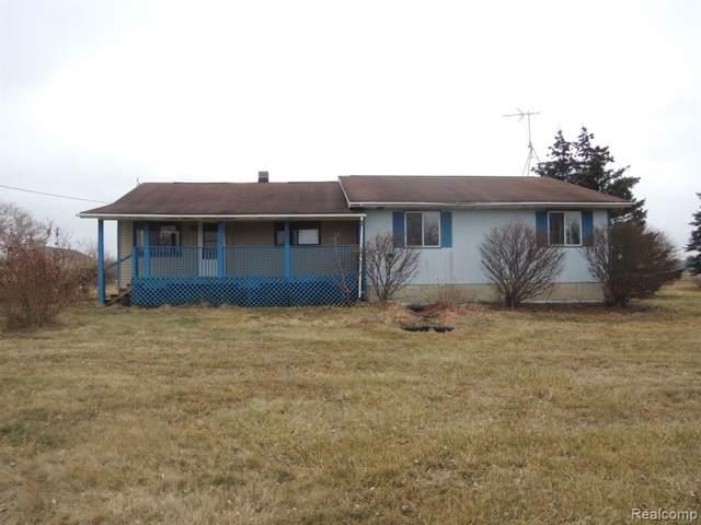 3046 Walker Road, Carsonville Vlg, MI 48419 (#2200001329) :: The Alex Nugent Team | Real Estate One