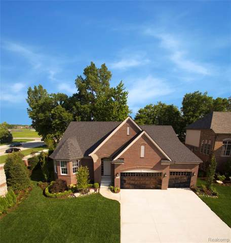 13196 Valencia Drive, Shelby Twp, MI 48315 (#2200001384) :: The Buckley Jolley Real Estate Team