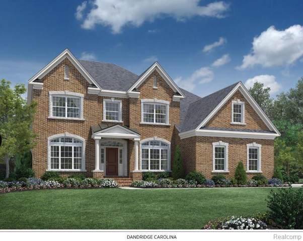 50675 Scarborough Road, Canton Twp, MI 48188 (#2200001395) :: The Buckley Jolley Real Estate Team