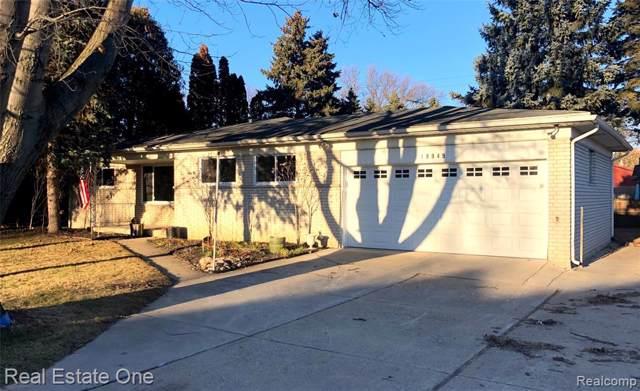 18949 Monica Drive, Clinton Twp, MI 48036 (#2200001428) :: The Alex Nugent Team | Real Estate One