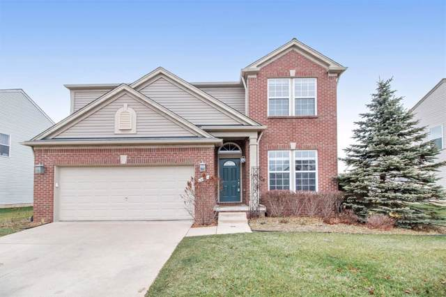 439 Shiloh Drive, Chelsea, MI 48118 (#543270510) :: The Mulvihill Group