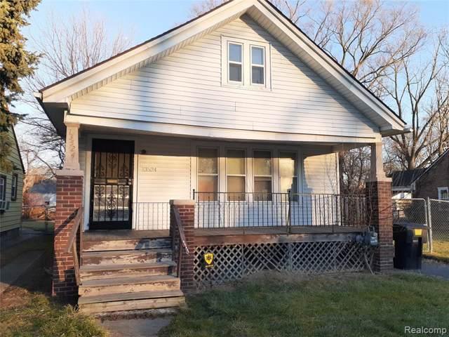 13524 Faust Avenue, Detroit, MI 48223 (#2200001523) :: BestMichiganHouses.com