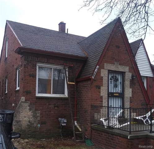 5510 Drexel Street, Detroit, MI 48213 (#2200001643) :: The Buckley Jolley Real Estate Team