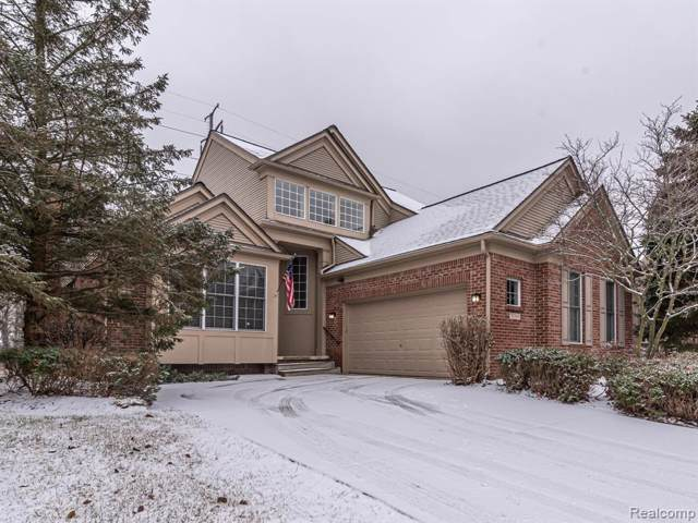 51319 Northview, Plymouth Twp, MI 48170 (#2200001744) :: Duneske Real Estate Advisors