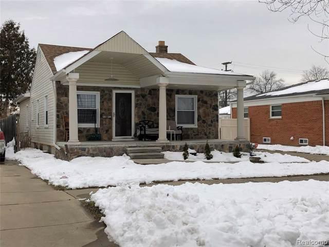 6845 Norborne Avenue, Dearborn Heights, MI 48127 (#2200001851) :: Novak & Associates