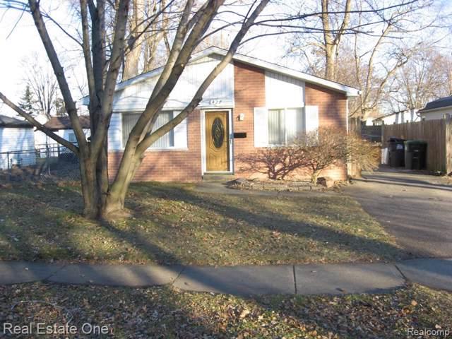 6427 Buck Street, Taylor, MI 48180 (#2200001895) :: The Buckley Jolley Real Estate Team