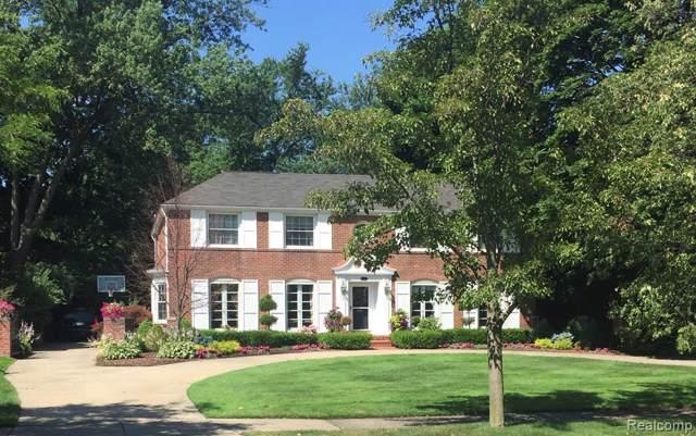 637 Middlesex Road, Grosse Pointe Park, MI 48230 (#2200002043) :: The Alex Nugent Team   Real Estate One