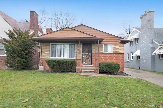 16208 Greenview Avenue, Detroit, MI 48219 (#2200002160) :: GK Real Estate Team