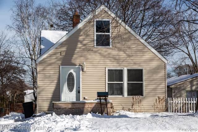 3365 Bathurst Avenue, Rochester Hills, MI 48309 (#2200002175) :: GK Real Estate Team