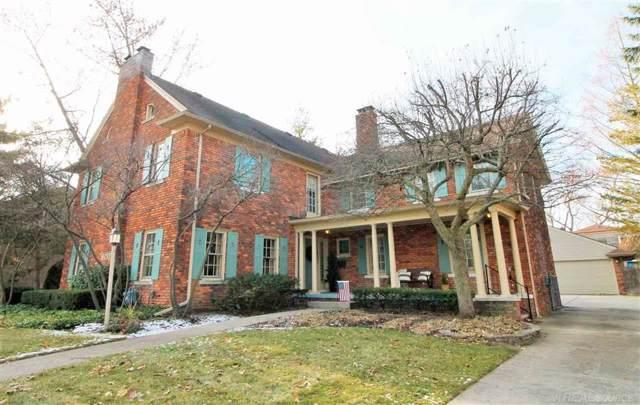 765 Bedford, Grosse Pointe Park, MI 48230 (#58050003155) :: The Alex Nugent Team   Real Estate One