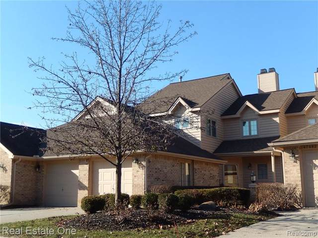 47494 Blue Heron Drive S, Northville, MI 48168 (#2200002206) :: The Alex Nugent Team | Real Estate One
