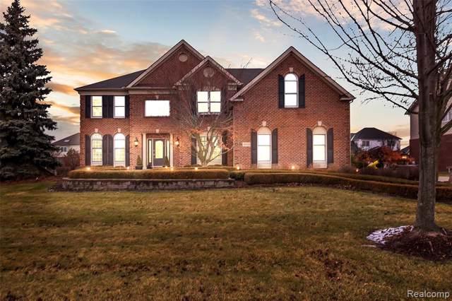 46414 Pinehurst Circle, Northville Twp, MI 48168 (#2200002224) :: Duneske Real Estate Advisors