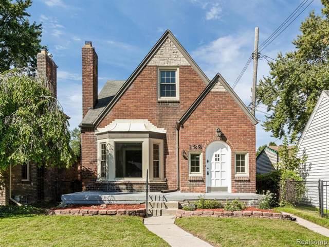 128 S York Street, Dearborn, MI 48124 (#2200002290) :: The Buckley Jolley Real Estate Team