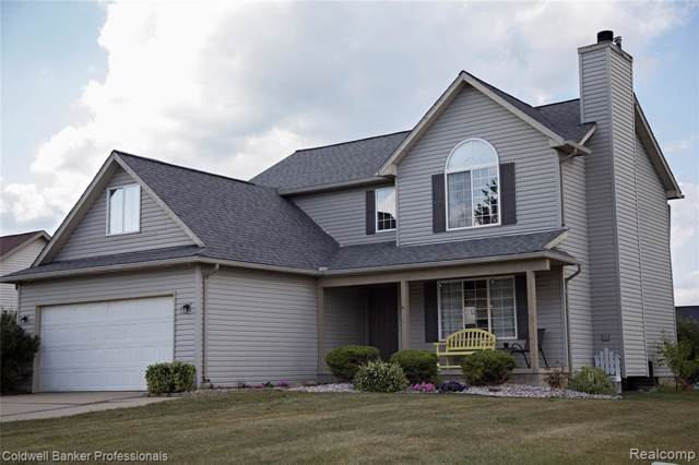 1266 Theresa Drive, Fenton Twp, MI 48430 (#2200002302) :: The Buckley Jolley Real Estate Team