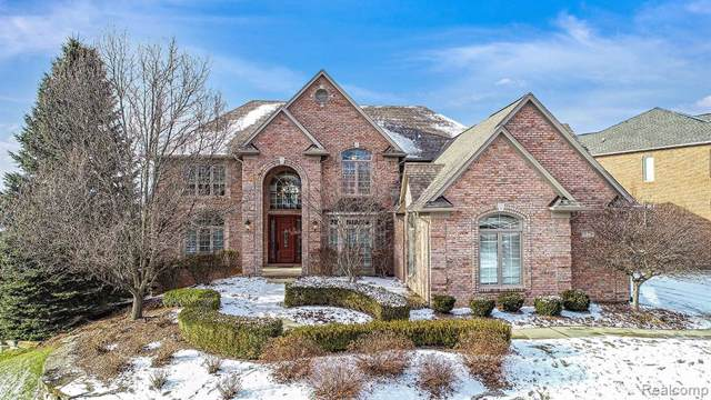 829 Ramblewood Drive, Rochester, MI 48307 (#2200002335) :: The Alex Nugent Team | Real Estate One