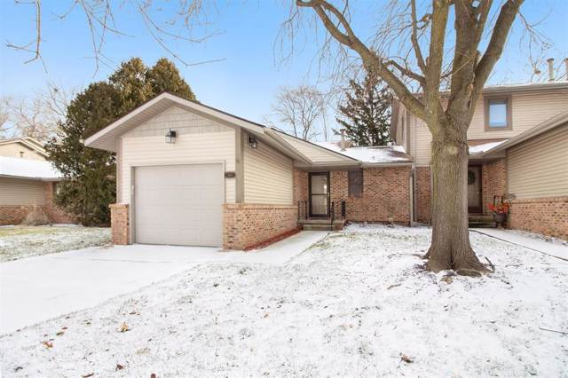 831 Moore Drive, Chelsea, MI 48118 (#543270544) :: The Mulvihill Group
