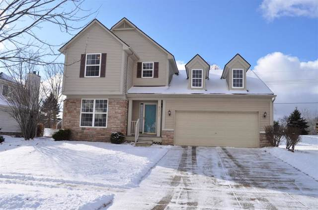 8217 Webster Drive, Dexter, MI 48130 (#543270553) :: The Mulvihill Group