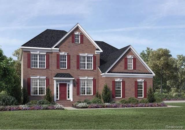 2169 Blackwood Road, Canton Twp, MI 48188 (#2200002519) :: The Buckley Jolley Real Estate Team