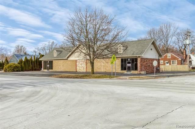 687 E Huron River Drive, Belleville, MI 48111 (#2200002523) :: Novak & Associates
