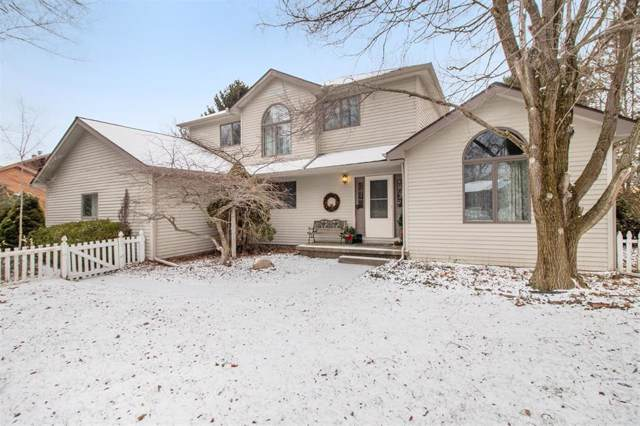 1306 N Freer Road, Chelsea, MI 48118 (#543270546) :: The Mulvihill Group