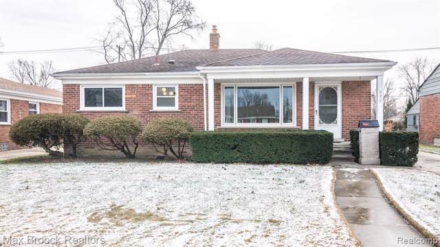622 E Bloomfield Avenue, Royal Oak, MI 48073 (#2200002753) :: RE/MAX Nexus