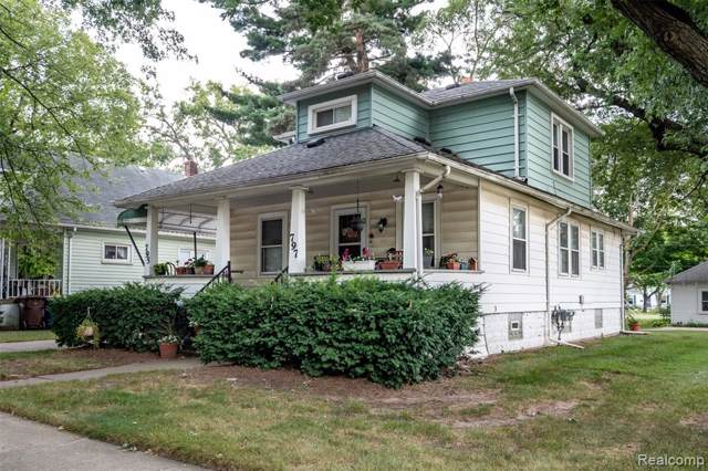 795 N Evergreen Street, Plymouth, MI 48170 (#2200002767) :: GK Real Estate Team