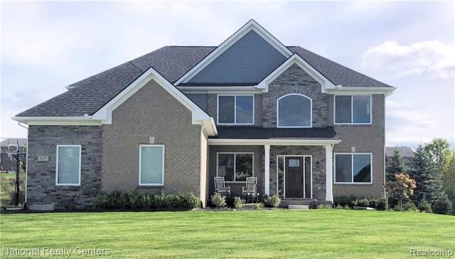 413 Waldon Meadows Court, Orion Twp, MI 48359 (#2200002776) :: Springview Realty