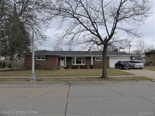 1805 Westfield Road, Trenton, MI 48183 (#2200002811) :: Springview Realty